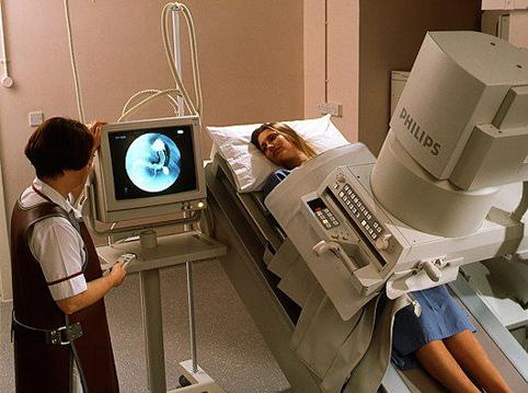 Как сделать рентген желудка с барием