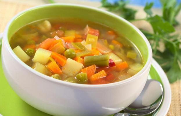 рецепт супов для больных язвой кишечника
