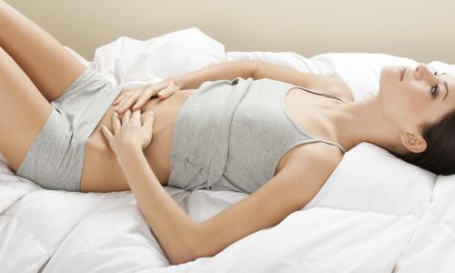 Болит в области желудка при надавливании